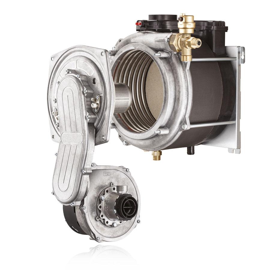 Битермический теплообменник HORTEK HR-2K 34