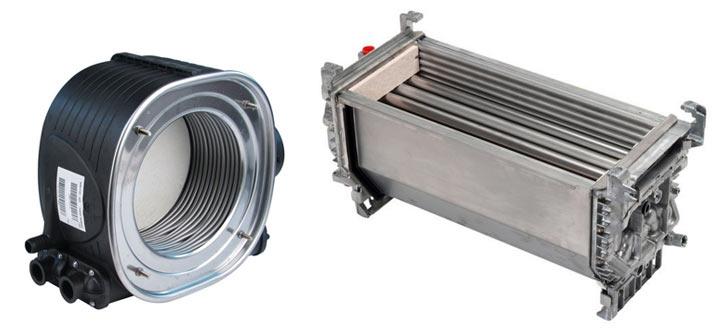 Теплообменник конденсационных котлов Блочный/модульный тепловой пункт (БТП и МТП) Глазов