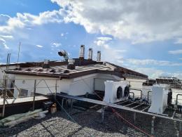 Крышная котельная
