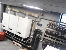Монтаж системы отопления в загородном доме и СПА-комплексе