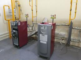 Котельная HORTEK HL 230 кВт