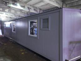 Блочно модульная котельная на базе котла HORTEK HLD1600