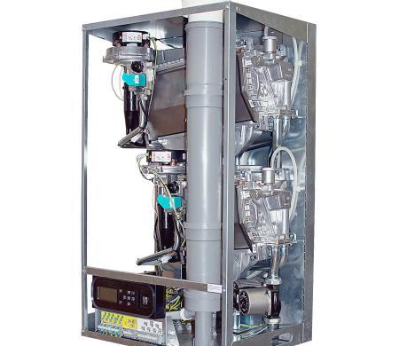 Настенный газовый конденсационный котел HORTEK XL100