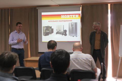 В Крыму прошли семинары по оборудованию HORTEK