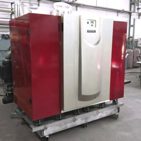 Напольный конденсационный котел HORTEK HLD1200