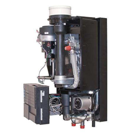 Устройство газового котла HORTEK Q25S