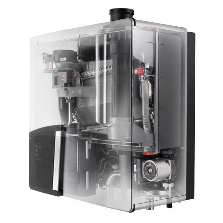 Устройство газового конденсационного котла HORTEK Q60S